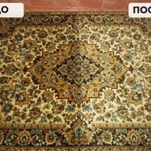 Химчистка ковров в Орле